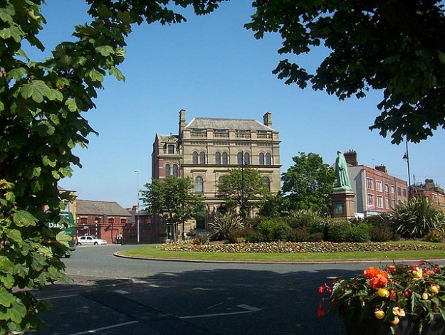 Ramsden Square, Barrow   in Furness