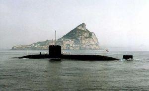 Gibraltar - A fine run ashore!