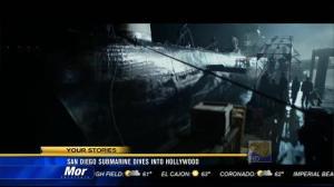 San Diego Submarine