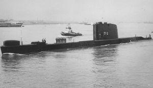 The Dakar Submarine 1968