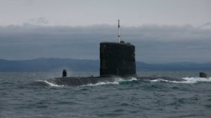RIMPAC 2012 off Hawaii marks the first overseas deployment of the submarine HMCS Victoria